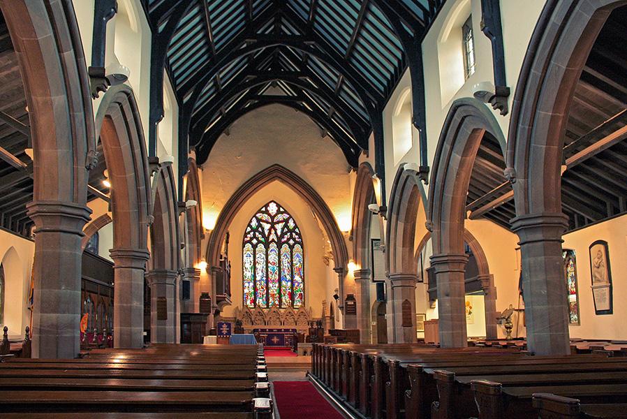 St Mary's - Lymm 2